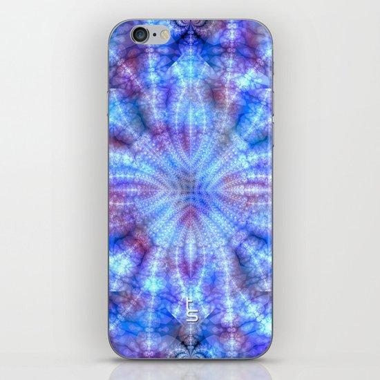 Fractal Imagination II iPhone & iPod Skin