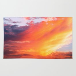 Alternate Sunset Dimensions Rug