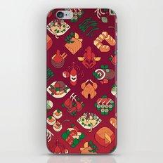 Fine Food iPhone & iPod Skin