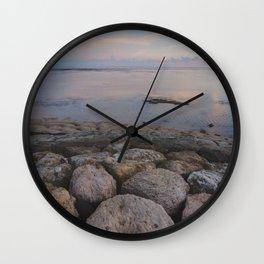 Sunset/Sanur Wall Clock