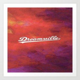 Dreamville J Cole Art Print