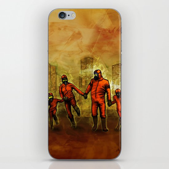 Smoglifter iPhone & iPod Skin