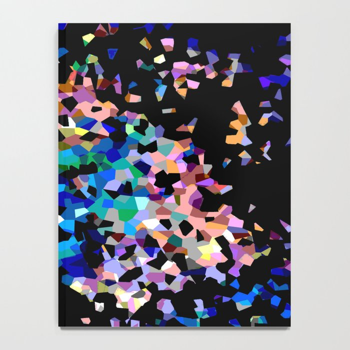 Crystallize 3 Notebook