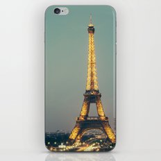 The 90s in Paris iPhone & iPod Skin