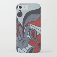 60s iPhone & iPod Cases featuring 60s Vibe by Tanya Thomas