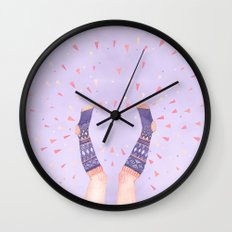 Celebrate You! Wall Clock