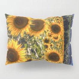 The Sunflower Summer Pillow Sham