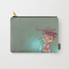 Modern Vanellope Carry-All Pouch