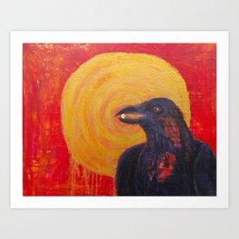 SPIRIT KEEPER Art Print