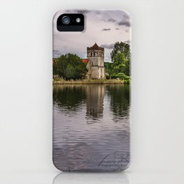 The River Thames At Bisham iPhone Case