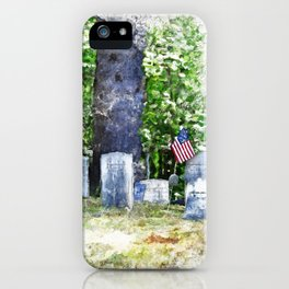 the lost souls iPhone Case