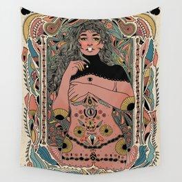 Milktoast Wall Tapestry