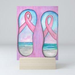 Step On Cancer Mini Art Print