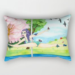 September 2017 Rectangular Pillow