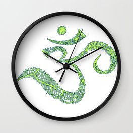 Color Ohm Wall Clock
