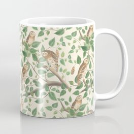 FOREST OWLS Coffee Mug