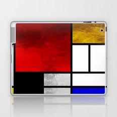 Luxury Mondrian Laptop & iPad Skin