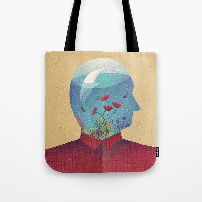 The ways in your mind Tote Bag