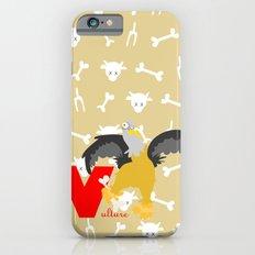 V for vulture Slim Case iPhone 6s