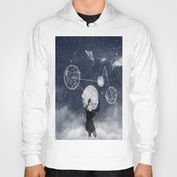 atlas Hoodies featuring Atlas by Slug Draws