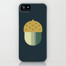 october midnight acorn iPhone Case