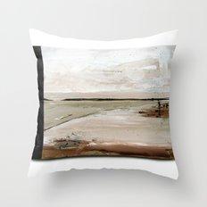 Landscape II Throw Pillow