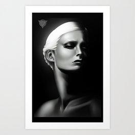 Pierce the Soul Art Print