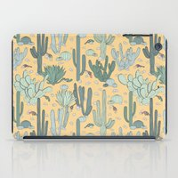 guns iPad Cases featuring Succulent Guns by LaPenche