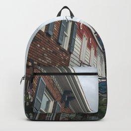 Hidden Alleyway Backpack