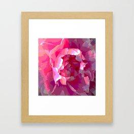 FLEURS Framed Art Print