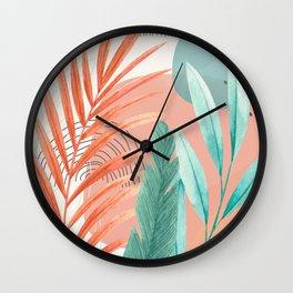 Elegant Shapes 23 Wall Clock