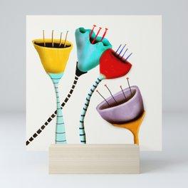 Auf Uns Mini Art Print