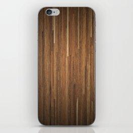 Wood #2 iPhone Skin