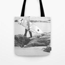 catch a wave IV Tote Bag