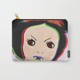 Snowwhite Carry-All Pouch