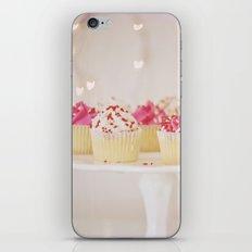 I Heart Cupcakes! iPhone & iPod Skin