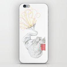 One Elephant Band iPhone & iPod Skin