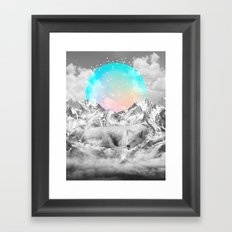 Put Your Thoughts To Sleep Framed Art Print