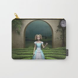 Amazing Maze Carry-All Pouch