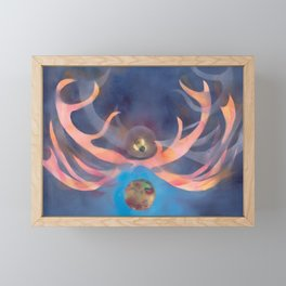 BCR#081 Framed Mini Art Print