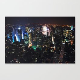 In New York Canvas Print