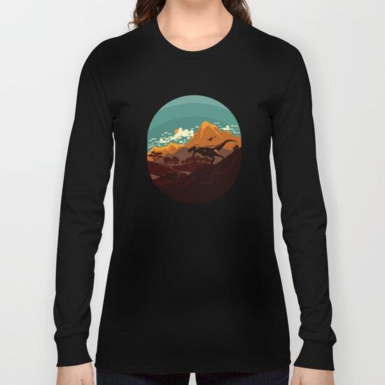 Jurassic Escape Long Sleeve T-shirt