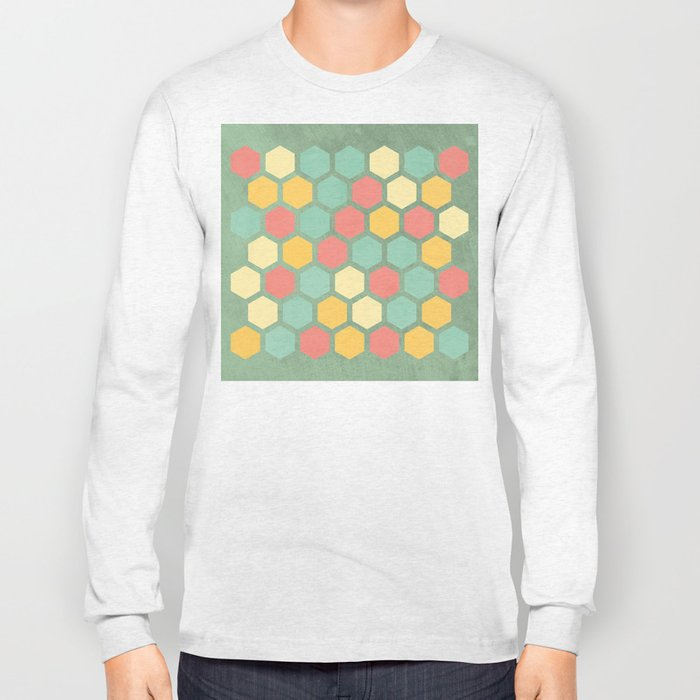 Summer bees, makes me feel fine Long Sleeve T-shirt
