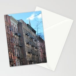East Village Apartments Stationery Cards
