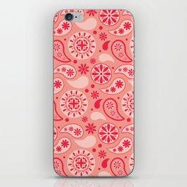 Bohemian Dream in Pink iPhone Skin