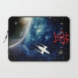 Firefly reach for the sky digital art Laptop Sleeve