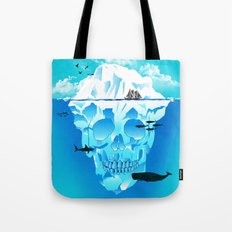 Cold Cruisings and Icy Endings Tote Bag