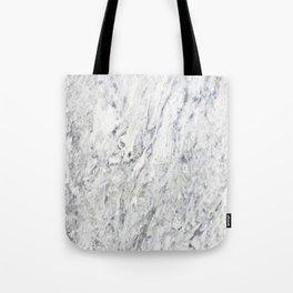 Vintage rustic gray white elegant marble Tote Bag