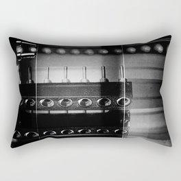 Electronic Collage Rectangular Pillow