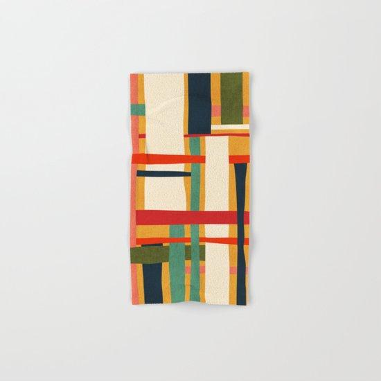 Variation of a theme Hand & Bath Towel